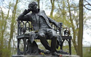 Юбилей пушкина в 2020 году