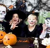 Маска на хэллоуин для мальчика своими руками