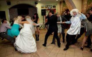 Сценарий свадьбы для небольшой компании дома