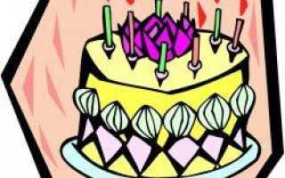 Поздравления с днем рождения в сценках прикольные