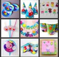 Декор ко дню рождения ребенка
