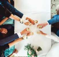 Детские тосты на свадьбу