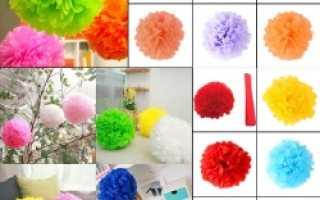 Китайские бумажные шары