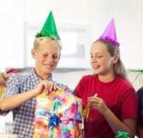 Развлечения на день рождения детей 10 лет